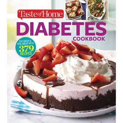 TOH Diabetes Cookbook