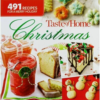 TOH Christmas: 491 Recipes