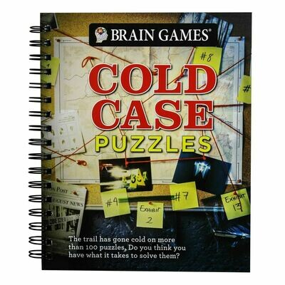 Brain Games Cold Cases