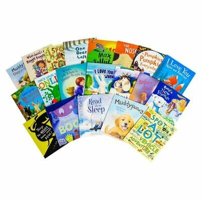 Bedtime Storybook Collection Box Set