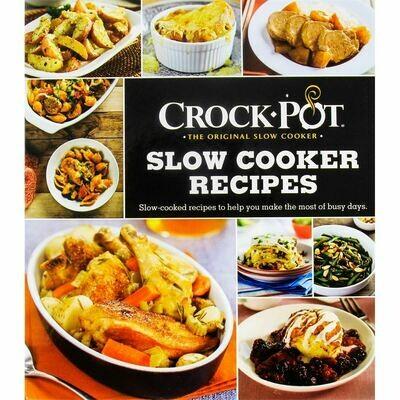 Crock Pot Slow Cooker Recipes (New)