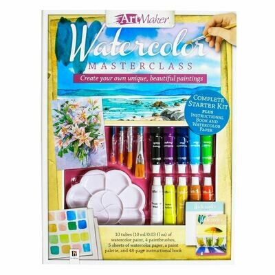 Watercolor Masterclass