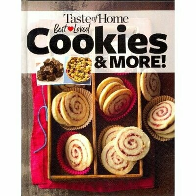 Best Loved Cookies and More (TOH)