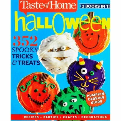 TOH Halloween: 352 Spooky Recipe Ideas