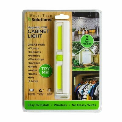 Magnetic COB Cabinet Light New