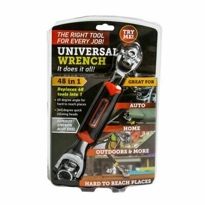Universal Wrench New
