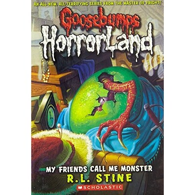 Goosebumps HorrorLand My Friends