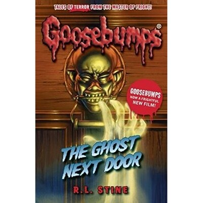 Goosebumps Ghost Next Door