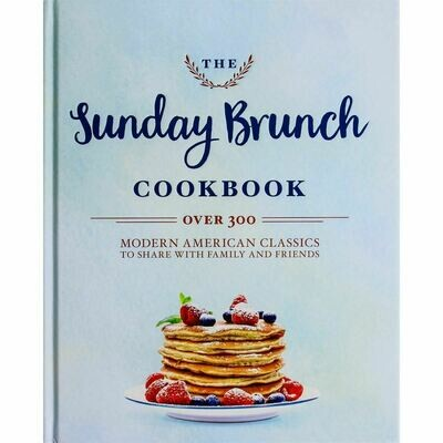Sunday Brunch Cookbook, The