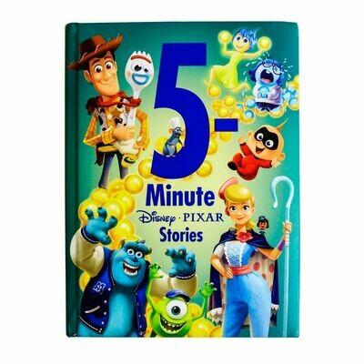 5 Minute Disney Pixar Stories