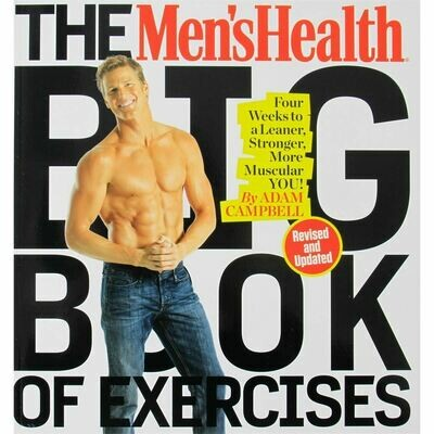 Men's Health Big Book of Exercises (New)