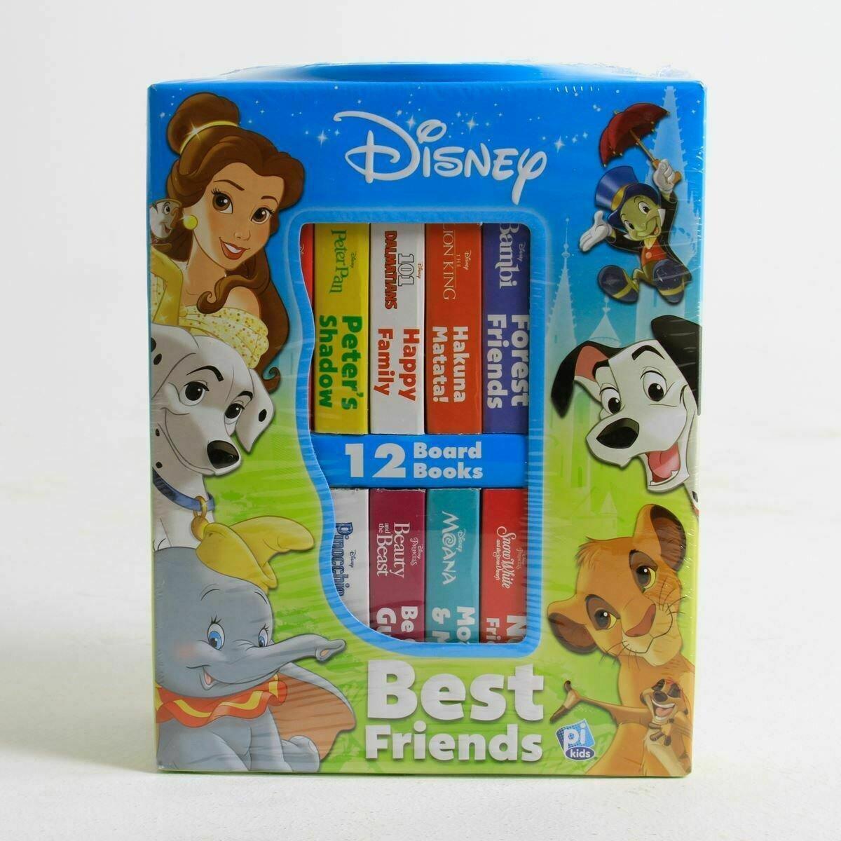 My First Library Disney Best Friends