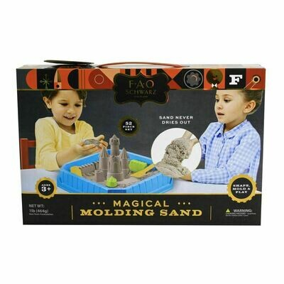 Magical Molding Sand Kit - FAO