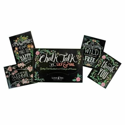 Chalk Talk 20pc Card Pack