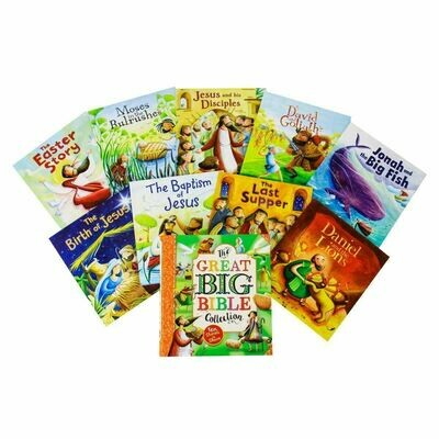 Great Big Bible Collection NEW