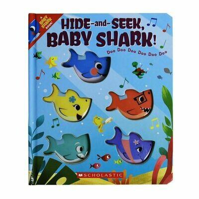 Hide-and-Seek, Baby Shark! BB