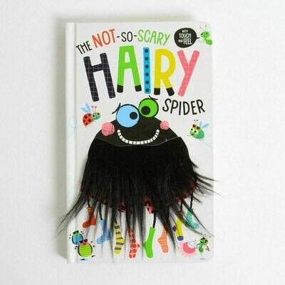 Not So Scary Hairy Spider, The