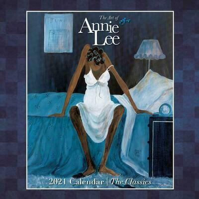 2021 The Art of Annie Lee Calendar