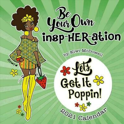 2021 Be Your Own Insp-HER-ation Calendar