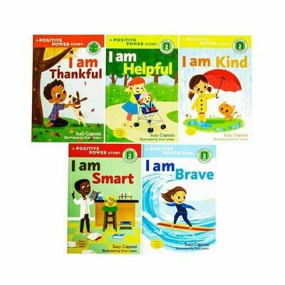 I am Smart/Kind/Brave... 5-Set PB
