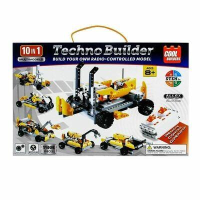 10 in 1 Multimodels TechnoBuilder