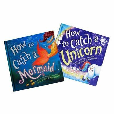 How to Catch a Unicorn/Mermaid 2-Set HC