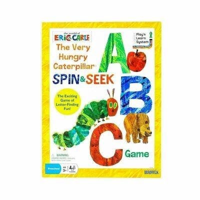Very Hungry Caterpillar Spin & Seek