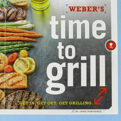 Webers Time to Grill