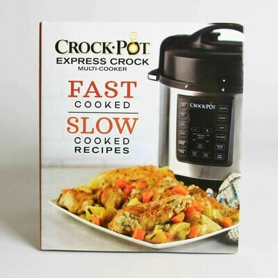 Crock Pot Fast Cooked Slow Cooked