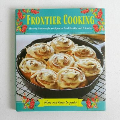 Frontier Cooking Hearty Homestyle Recipe