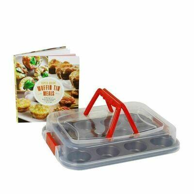 Muffin Tin Meals & Muffin Pan 2 Set