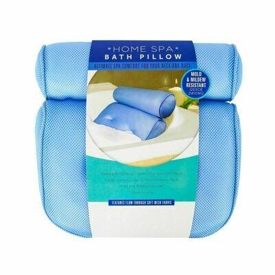 Home Spa Bath Pillow (new)