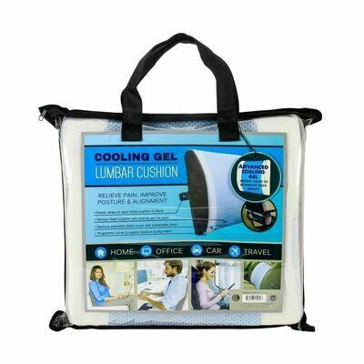 Cooling Gel Lumbar Cushion (new)