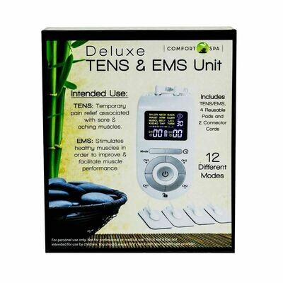 Deluxe TENS & EMS Unit