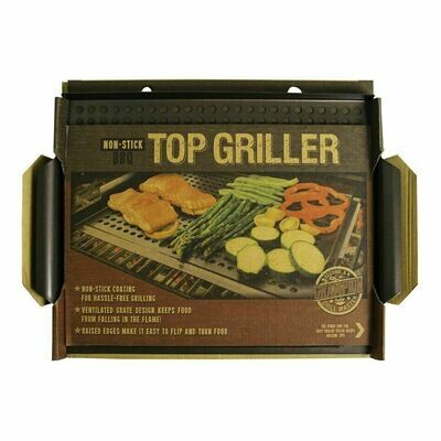 Top Griller BBQ Pan