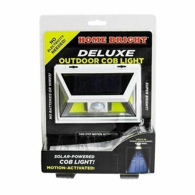 Deluxe Outdoor COB Light