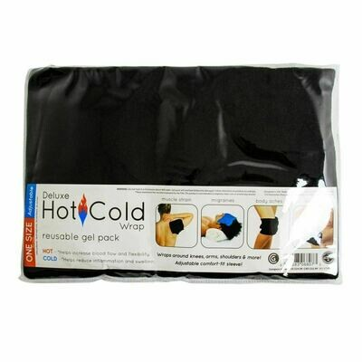 Deluxe Hot & Cold Gel Wrap (new)