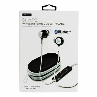 SHAPE Bluetooth Earbuds w/Mic & Case