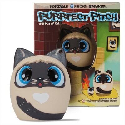 PURRfect Pitch Cat Bluetooth Speaker
