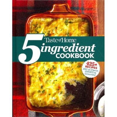5 Ingrediant Cookbook (TOH)