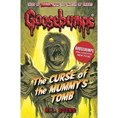 Goosebumps Curse of Mummy's Tomb