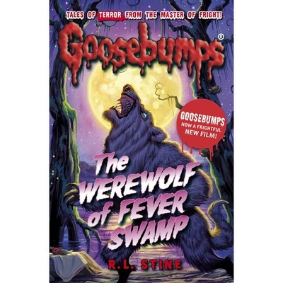 Goosebumps Werewolf of Fever Swamp