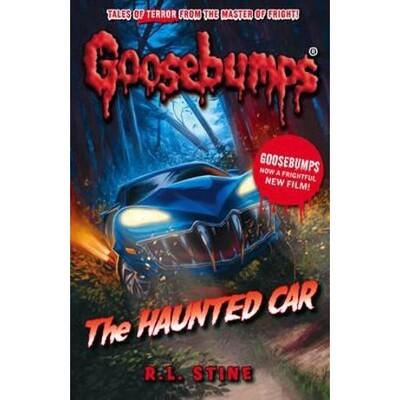 Goosebumps Haunted Car