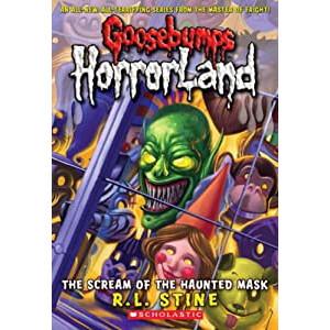 Goosebumps HorrorLand Haunted Mask