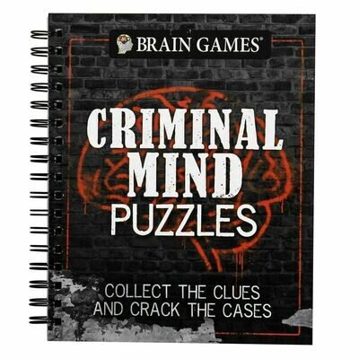 Brain Games Criminal Minds Puzzles