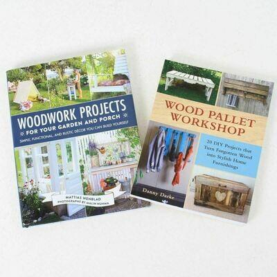 Wood Pallet Workshop 2 Set