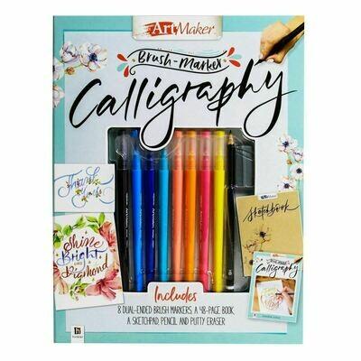 Art Maker Brush Marker Calligraphy