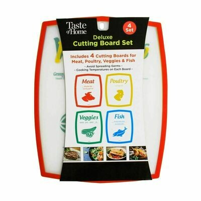 TOH Deluxe Cutting Board Set