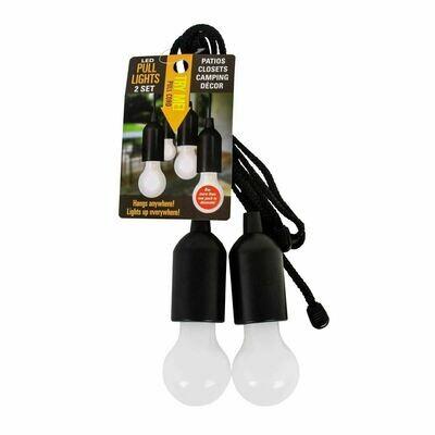 LED Pull Down Light Bulb Pack of 2
