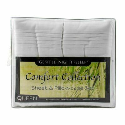 Microfiber Sheet Set Queen - Ivory